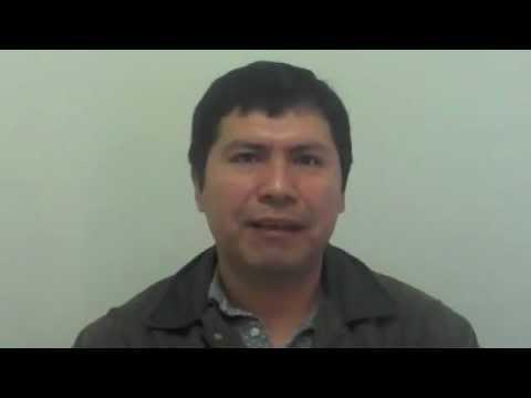 Fabio Velasco Video Interview