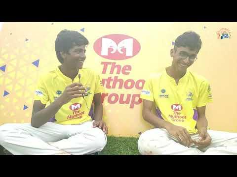 Vidya Mandir about their opening match against CS Academy