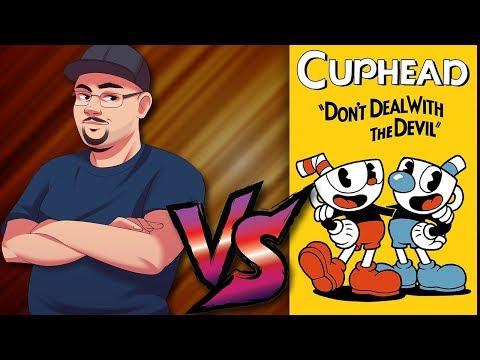 Johnny vs. Cuphead