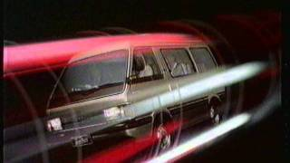 Ford Spectron advert