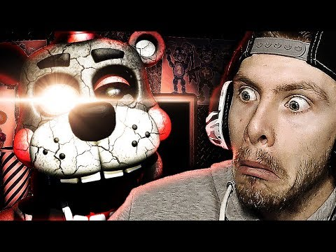 SALVAGED LEFTY JUMPSCARE!! | Five Nights at Freddy's 6 Gameplay!