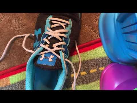 Week 4 Shoe Tying Video