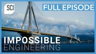 Impossible Engineering: Mega Bridge (S1, E1) | Full Episode