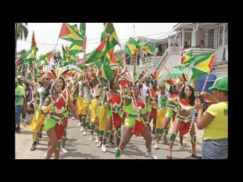 Guyana Mashramani
