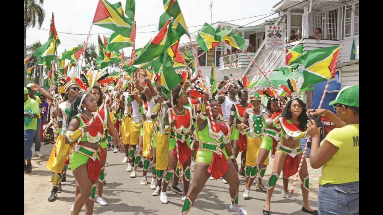 ST. STANISLAUS COLLEGE, GEORGETOWN, GUYANA.: Guyana Watch