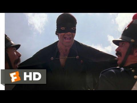 The Mask of Zorro (7/8) Movie CLIP - The Horse Thief (1998) HD