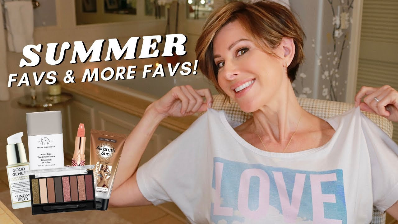 Summer Favs & More Favs! | Dominique Sachse