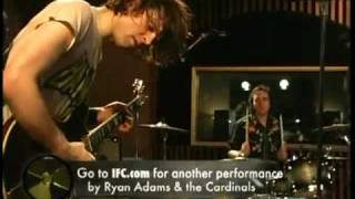 Ryan Adams - What Sin Replaces Love (live)