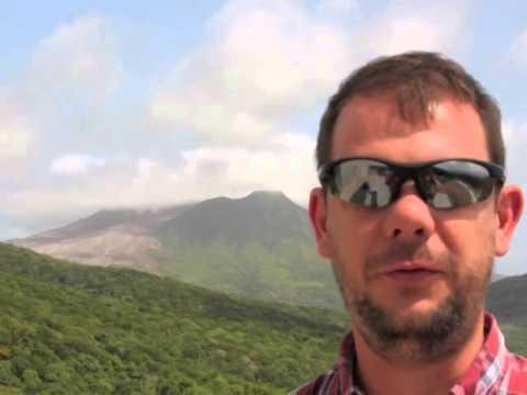 Soufrière Hills Volcanic Monitoring Montserrat