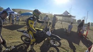 Electric Zero Motorcycle wins Motocross Race against Gas Bikes