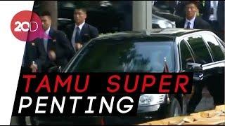Pengawalan Super Ketat Kim Jong-un di Singapura
