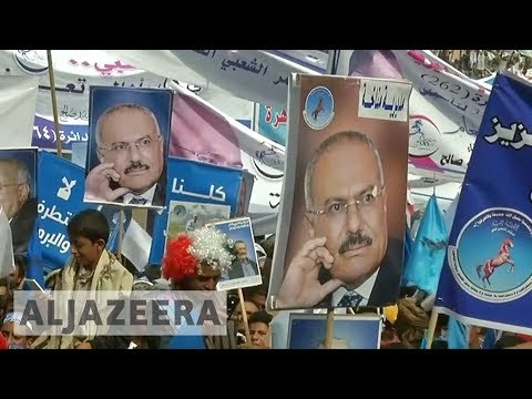 Houthis: Saleh was 'conspiring' with Saudi-led coalition