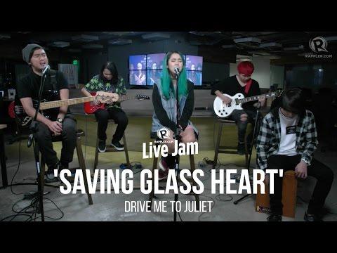 Drive Me to Juliet - 'Saving Glass Heart'
