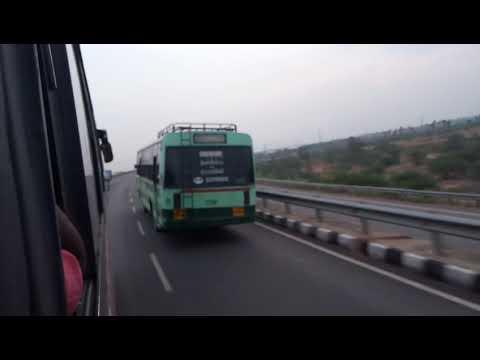 TNSTC Tisaiyanvillai to Tirunelveli vs PT Shunmugam contract carriage Zigzag riding