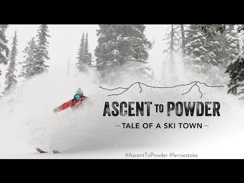 Powder Skiing in Fernie: Ascent To Powder WATCH FULL FEATURE FILM