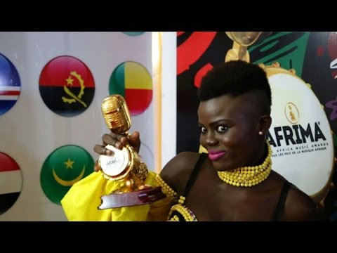 Musicians scoop prizes at All Africa Music Awards