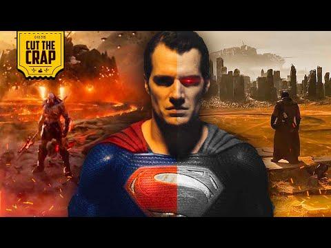Полная хронология киновселенной DC 2013 - 2020 - Ruslar.Biz