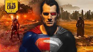 Полная хронология киновселенной DC 2013 - 2020
