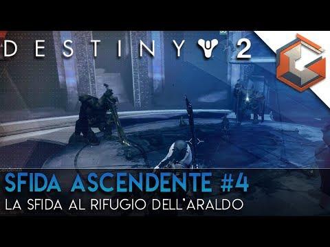 Destiny 2 | SFIDA ASCENDENTE #4 Rifugio dell'Araldo | Come completarla questa settimana thumbnail