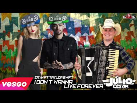 Zayn I Don't Wanna Live Forever Ft. Taylor...