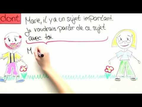 Dont Französisch