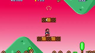 Mario Forever Remake v3.7 - Goomba Party Secret
