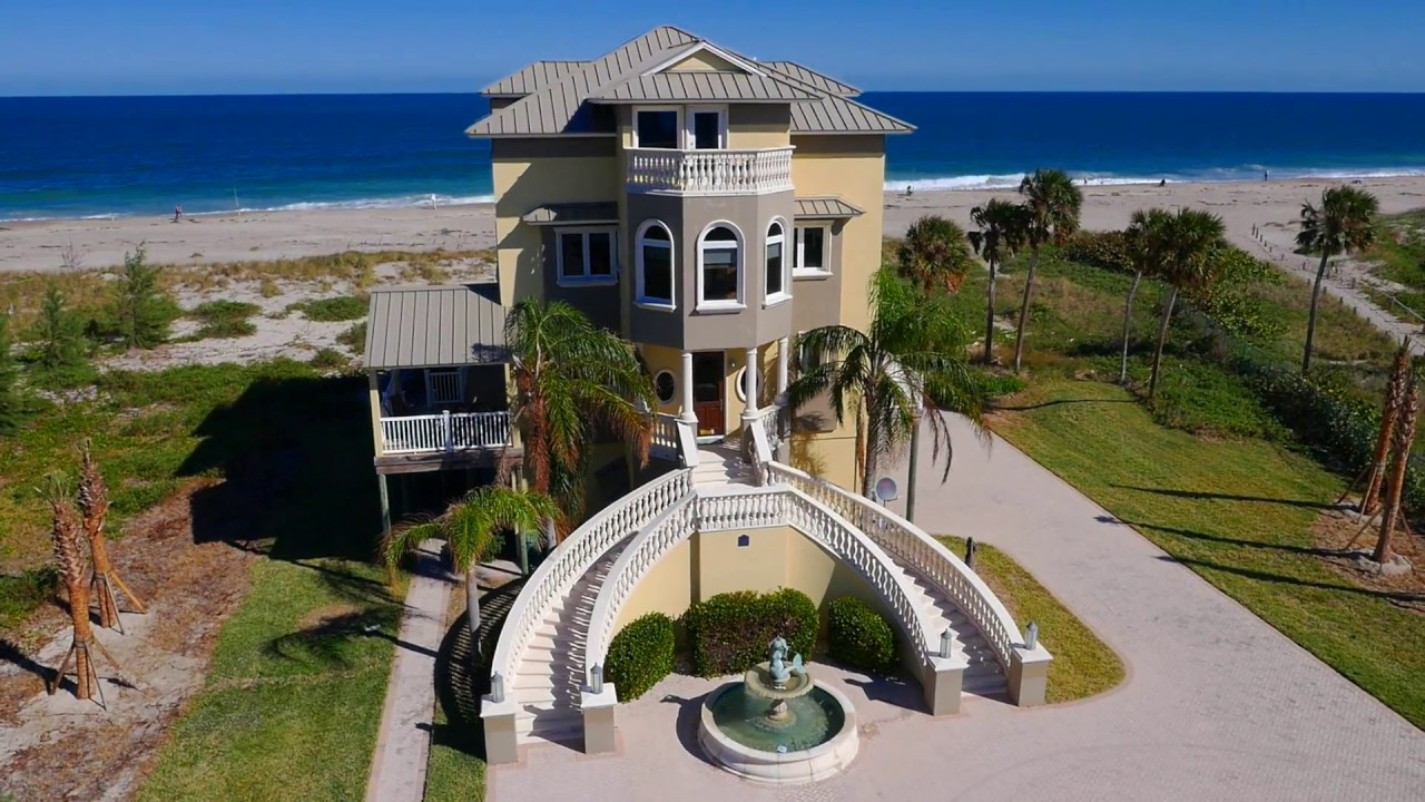 Bella Vista: Ocean To River Beach Front Florida Vacation Rental, From Beach  Houses In Paradise