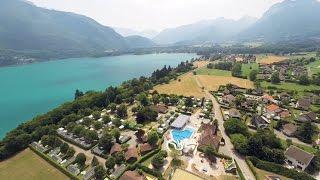 Camping La Ravoire - Annecy, Französische Alpen