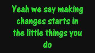 Billie joe Armstrong - Life During Wartime With Lyrics.wmv
