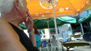 Candid Joke On Mike In Gozo, Malta!