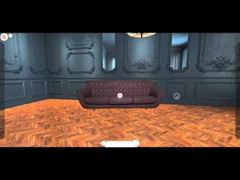 4. Расстановка мебели