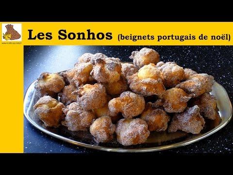 les-sonhos-(beignets-portugais-de-noël)-(recette-facile)-hd
