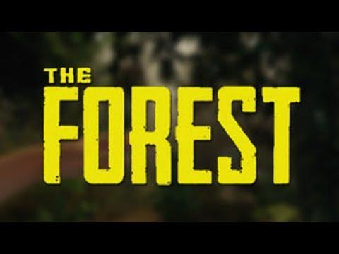 TheForest LiveStream Part 1 RETAKE!