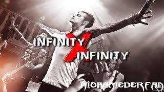 Dead By April - Infinity x Infinity Typography/Lyrics