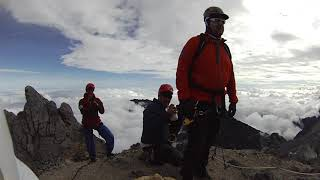 Carstensz Pyramid Puncak Jaya Summit August 2018 Video 2