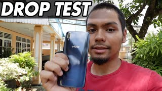 VIVO BIKIN HP ANTI PECAH! (Vivo V11 Pro DROP TEST)