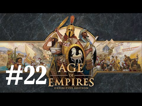 Age of Empires: Definitive Edition | Capitulo 22 | Ave César 02