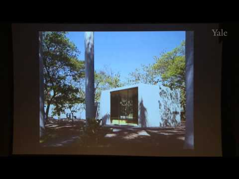 """Yale School of Architecture: """"Lessons from Two Gardeners"""""""