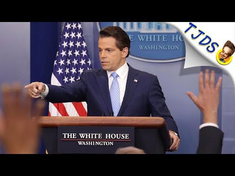 "Scaramucci: ""I'm Not Trying To Suck My Own C*ck!"""
