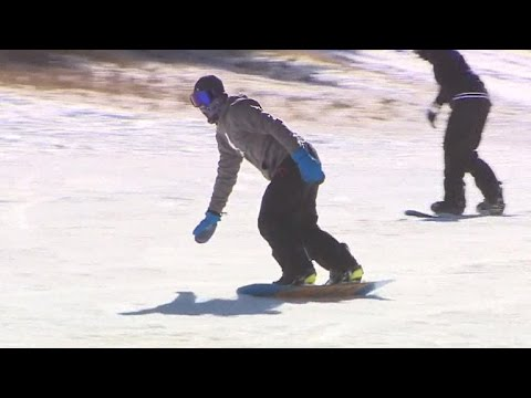 Banned snowboarders claim Utah ski resort violates constitution