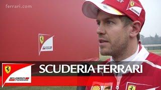 Ferrari SF70H - Sebastian Vettel