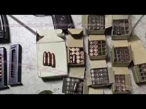 Миллионы, гранаты и пистолет: задержаны коррупционеры из ФСБ.