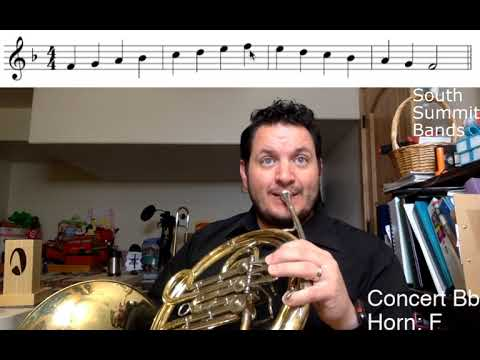 French Horn Annual Cleaning -- Very Satisfying! from YouTube · Duration:  7 minutes 5 seconds