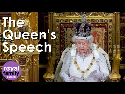 The Queen Addresses