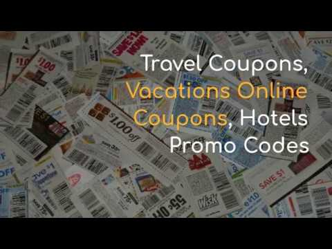 Travel Coupons – Vacations Online Coupons – Save up to 40%