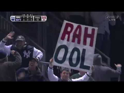 Raul Ibanez 2 Huge Home Runs for the Yankees- ALDS Game 3
