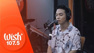 "Sam Mangubat performs ""Hangganan"" LIVE on Wish 107.5 Bus"