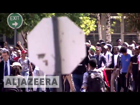 'Assault on the poor': S Africa's new budget slammed