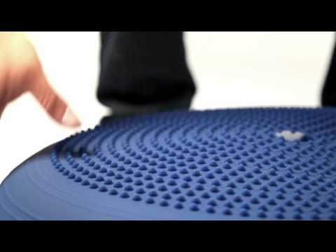 "Video: Togu® ""Dynair XXL"" Ball Cushion"