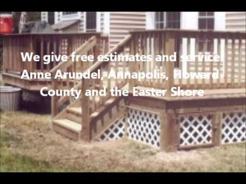 How to find a good deck building company deck builders for Find a good builder